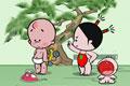 小破孩微动画-儿童节不能抢玩具