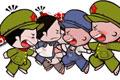 小破孩微动画工农兵联合起来放长假
