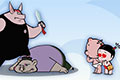小破孩禁毒系列之猪大胆
